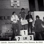 RÖRANDE TIDNINGEN HERCULES 1976-19,SM i styrkelyft 1975
