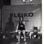 RÖRANDE TIDNINGEN HERCULES 1976-21,SM i styrkelyft 1975