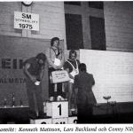RÖRANDE TIDNINGEN HERCULES 1976-22,SM i styrkelyft 1975