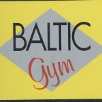 RÖRANDE DEKAL BALTIC GYM