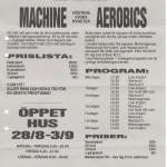 RÖRANDE ÖPPET HUS 1990