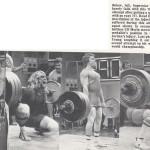 RÖRANDE TIDNINGEN IRON MAN NR 3 1978