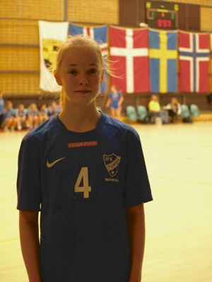 Jessica Borg, IFK Tumba