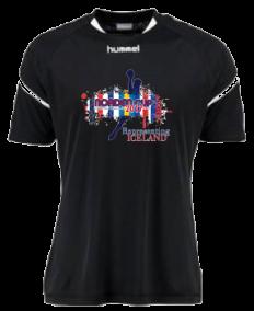 Iceland T-shirt - Iceland Jersey SR Storlek S
