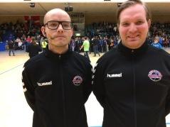 Christoffer Karlsson och Fredrik Jacobsson