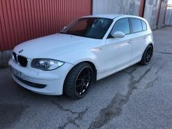 BMW 118 5 Door - 44000kr