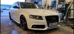 Audi A4 2,0TDI - Sänkt 42000