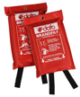 Brandfilt - Brandfilt 1200x1800 mm i mjukförpackning