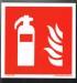 Efterlysande Brandskylt Vinkel