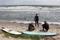 Vågsurfing - en paus mellan vågorna