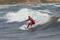 Vågsurfing i hamnen