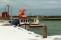 Båt i kåseberga hamnen