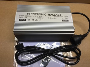 DIGITAL BALLAST 600-1000W - Digital Ballast 600-1000W