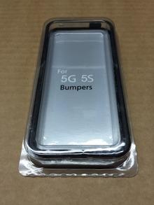 BUMPER TILL IPHONE 6 - Svart