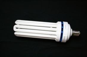 LÅGENERGI E40 BLÅ CFL 200W 6400K - LÅGENERGI E40 BLÅ CFL 200W 6400K