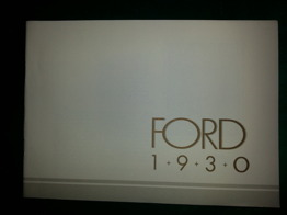 Ford 1930