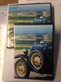 DVD från Gränsträffen 2010