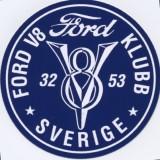 Ford V8 Klubb Sverige
