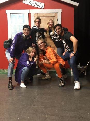 Förbundsstyrelsen 2020 för Ung Teaterscen