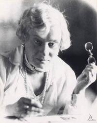 Foto: Jan de Meyere, Stockholm 1927.