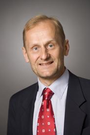 Professor Lauri Karvonen. Foto: Åbo Akademi