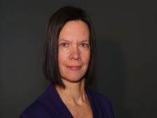 Ann-Sofie Hermanson. Foto: Åbo Akademi.