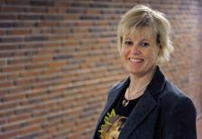 Ann-Cathrine Jungar. Foto: Södertörns högskola.