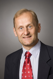 Professori Lauri Karvonen. Kuva: Åbo Akademi