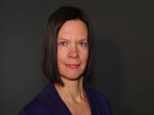 Ann-Sofie Hermanson. Kuva: Åbo Akademi.