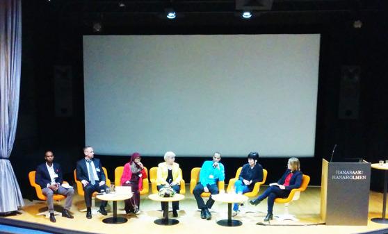 Diskussion i slutet av seminariet. Foto: Michaela von Kügelgen / Addeto.