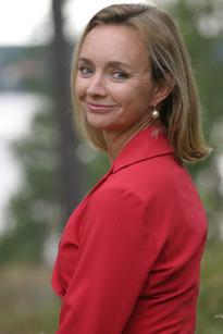 Anna Nilsson Vindefjärd. Foto: Forska Sverige.