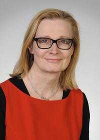 Lea Ryynänen-Karjalainen. Kuva: Varpu Heiskanen.