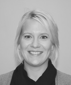Kristina Westerholm från Helsingfors.
