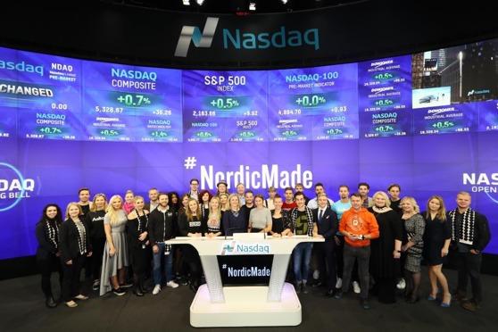 Rising North har i år bland annat stött nordiska startup-ekosystem via en resa till New York. Foto: Joonas Linkola.