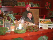 Fredriksdals julmarknad