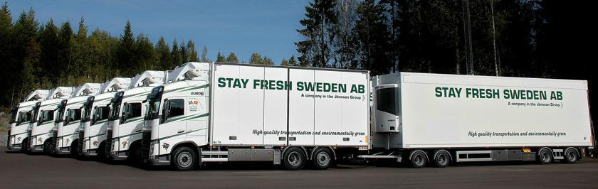 Stay  Fresh, Börje Jönsson