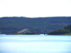 Vallsundsbron.Storsjön.Silva Danielsson
