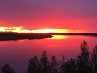 Foto av Lappland:  Örjan Cahling