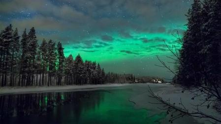 Foto av Lappland: Lars-Olov Hultebrand