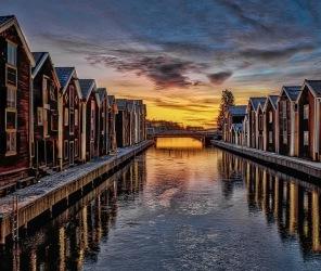 Foto av Hälsingland: Foto: Peter Uhlin