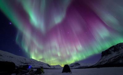 Lappland. Kirunafjällen. Foto: Jörgen Sannegren