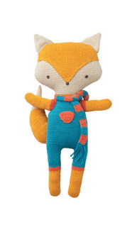 Cuddly friend Felix Fox Eko - Felix Fox