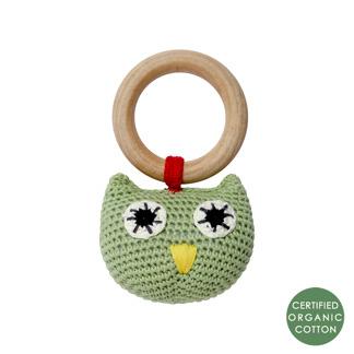 Nanna owl Rattle - Nanna owl Rattle