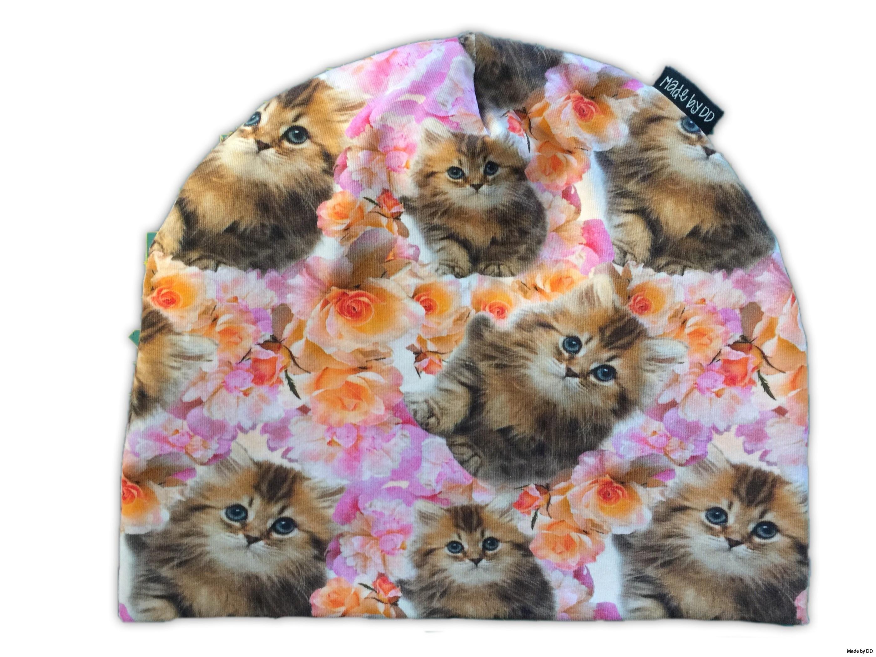 Mössa Cats made by dd GOTS