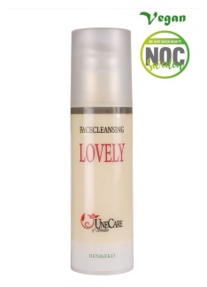 Lovely Faceceansing Unecare -