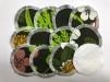 Rengöringspads återbruk 12-pack