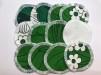 Rengöringspads återbruk 12-pack - Rengöringspads 12-pack