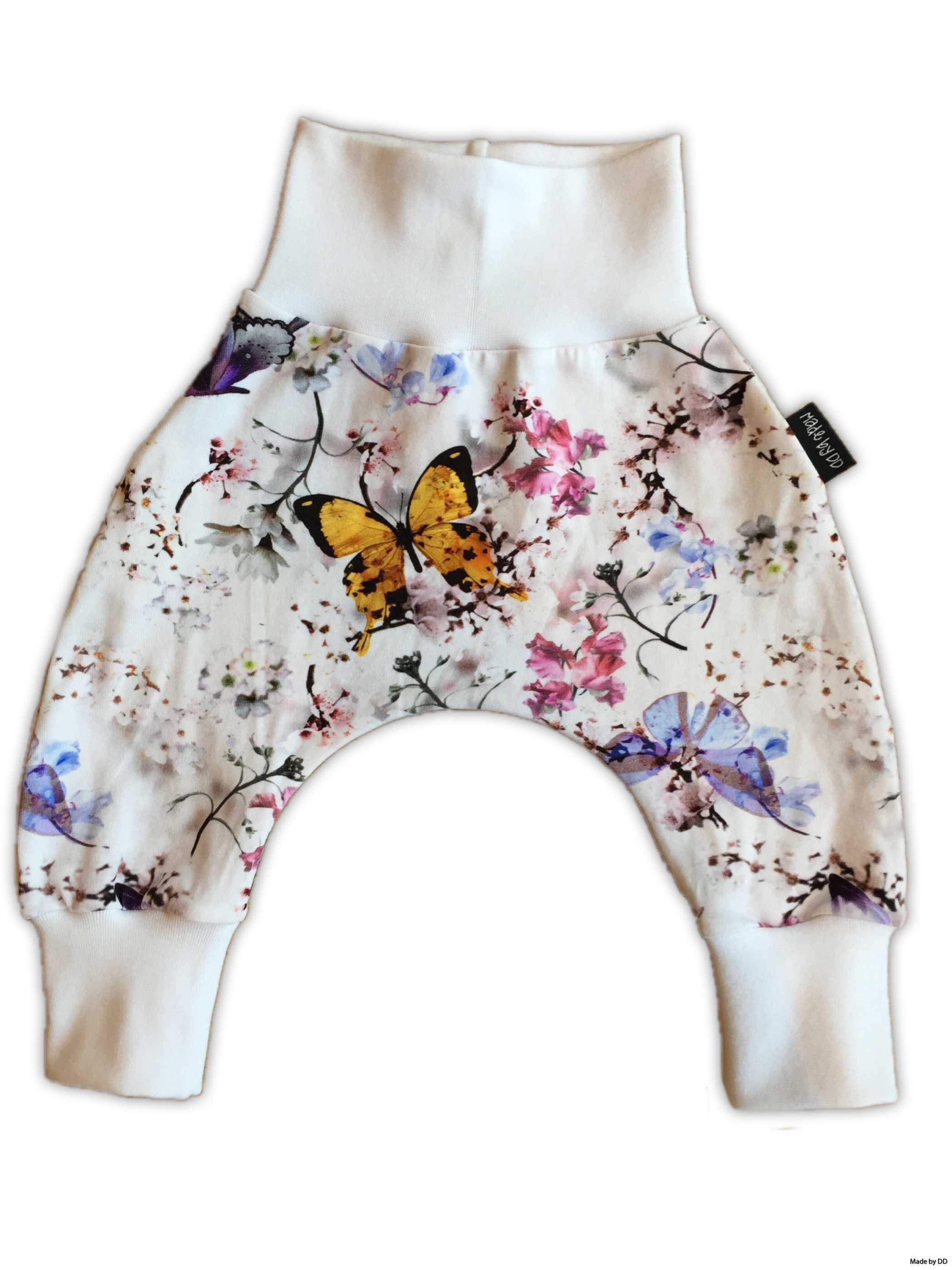 Harem muddbyxor made by dd fjärilar ekologisk