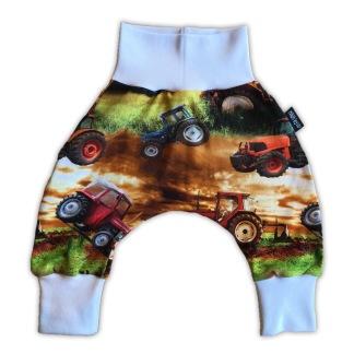 REA! Baggybyxa Traktorer - Stl 50/56