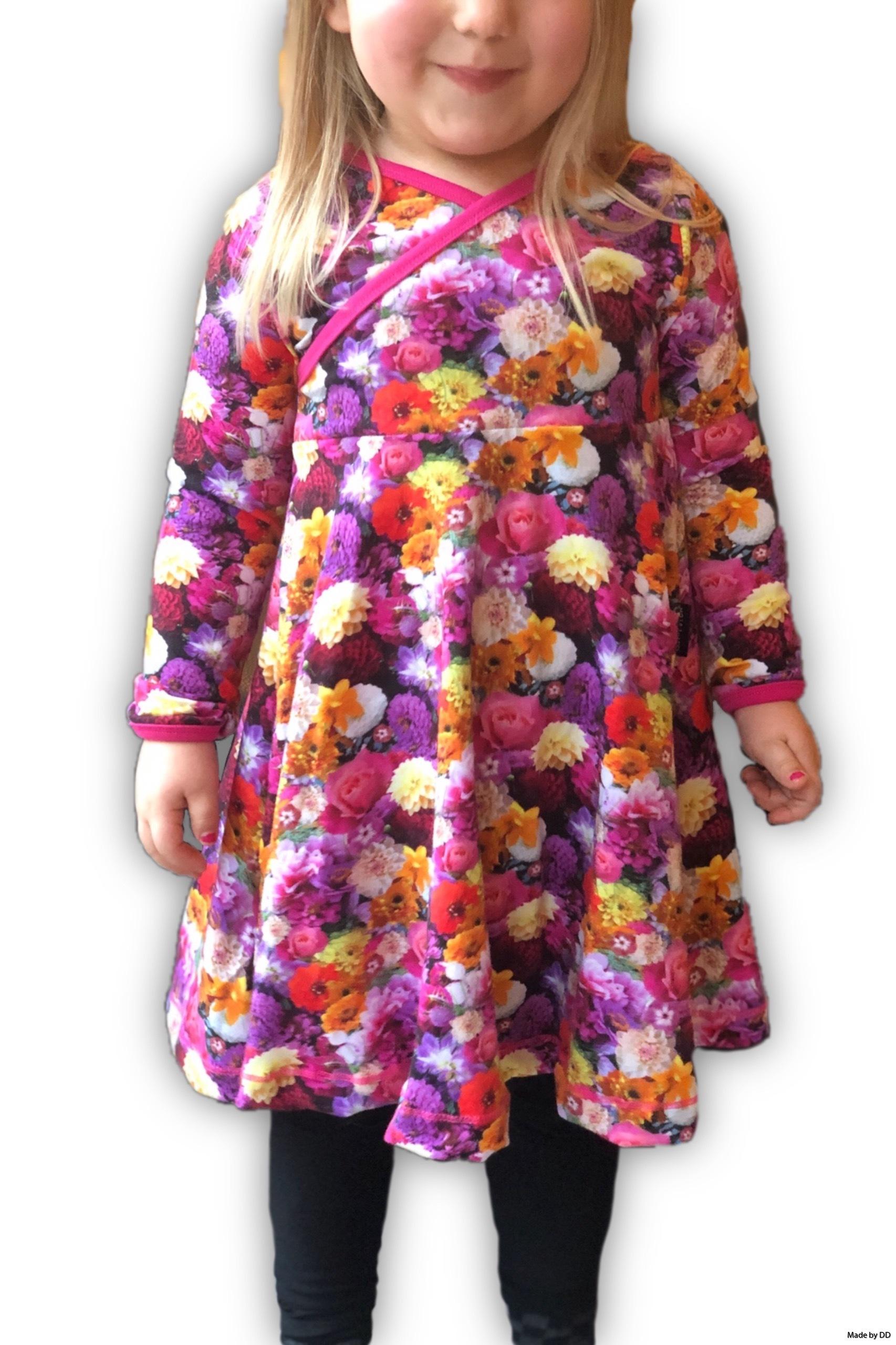 Mini me dress Made by DD Flowers inspo
